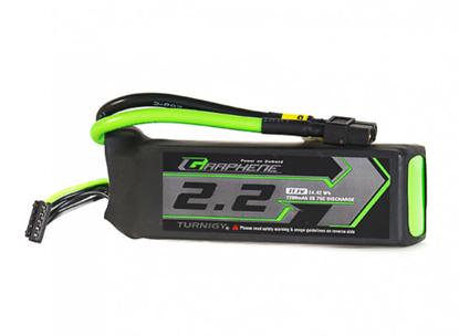 Bild von Turnigy Graphene Panther 2200mAh 3S 75C Battery Pack